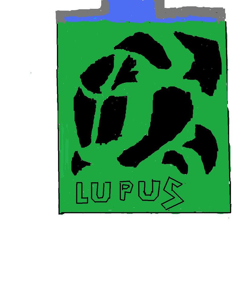 Lupus Symbol by lupus2032