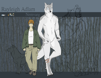 Rayleigh Adlam by shashia