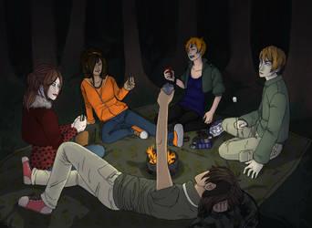 Hunter's Moon - Storytime by shashia
