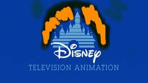 Disney Television Animation Logo (Fire Variant)