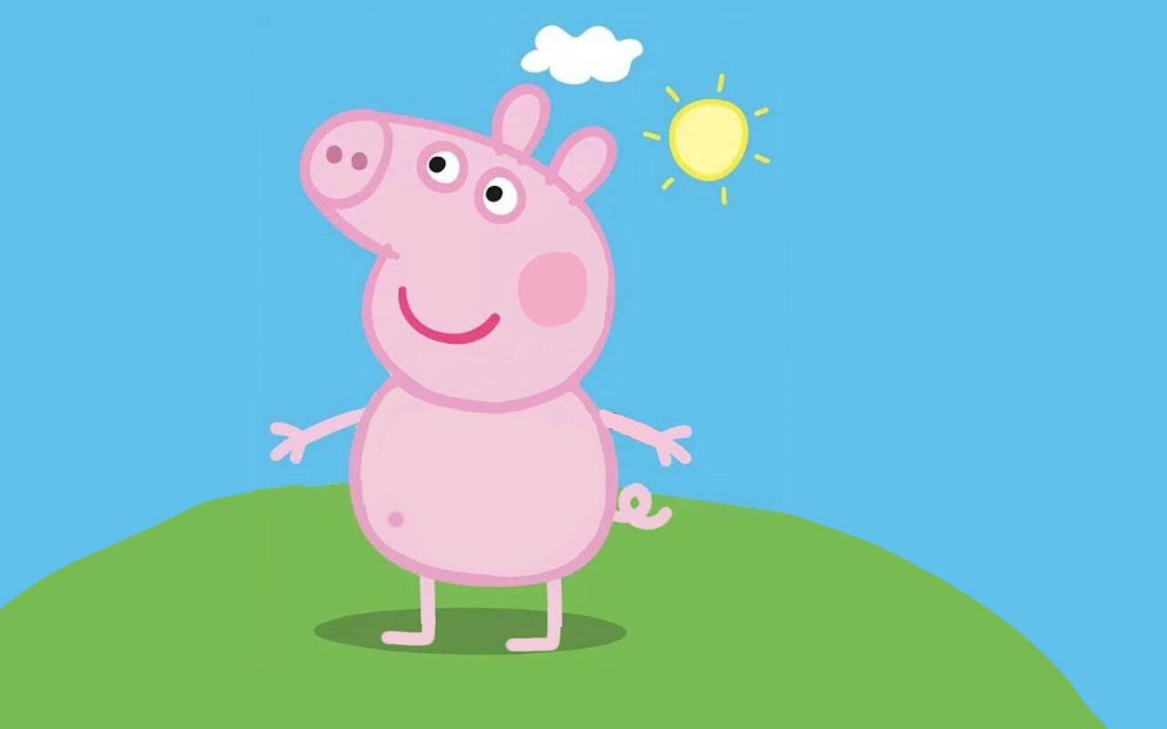 Buy Peppa Pig Cake Toppers