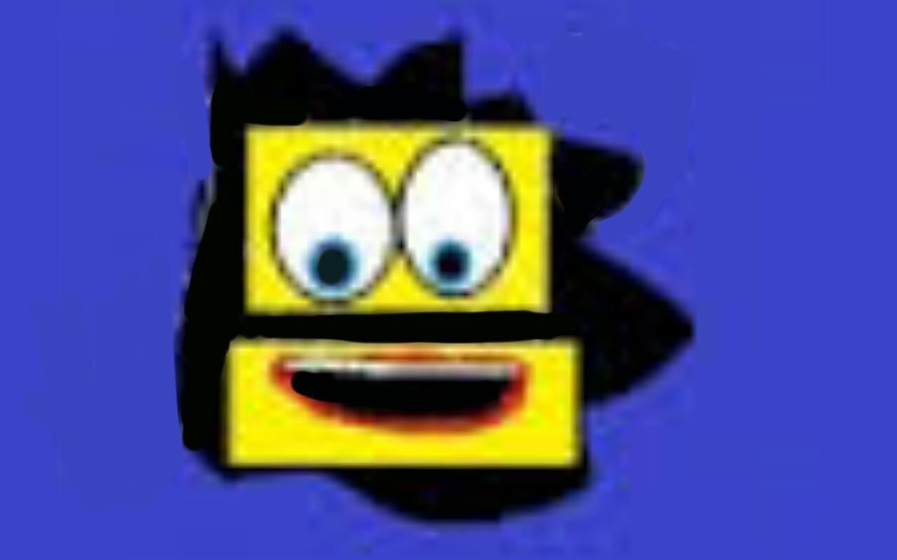 Klasky Csupo Face Klasky Csupo Robot by