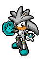 Sonic Advance 3 - Silver