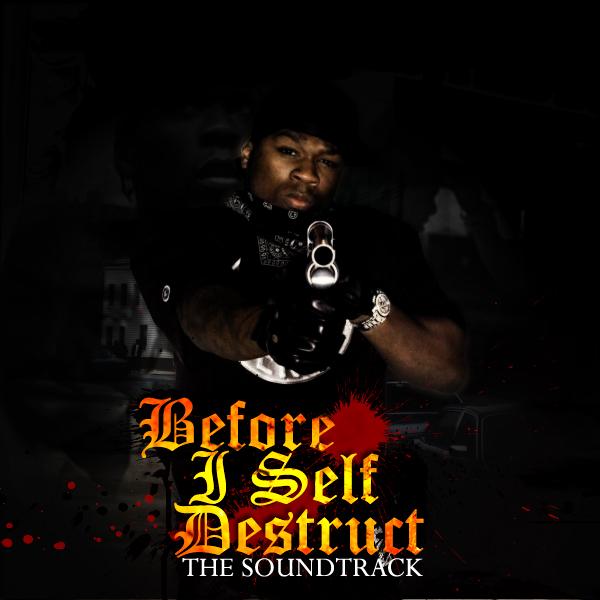 50 Cent Before I Self Destruct by RobertHenry on DeviantArt