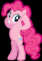 Pinkie Pie measures her head by randomtmcr