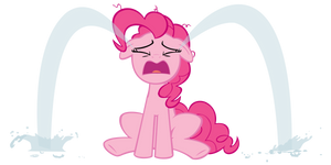 Something made Pinkie cry... feels bad man by randomtmcr