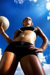Volleyball Shoot 3