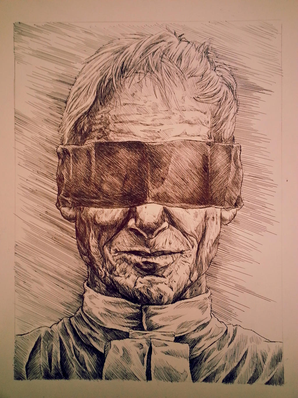 The Minister's Black Veil by Bonesaw999 on DeviantArt