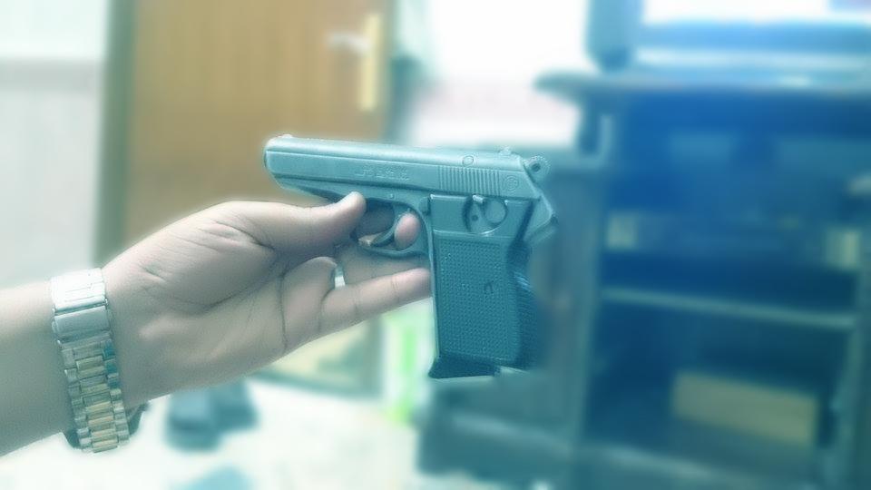 Makarov pistol by mirage2000ak