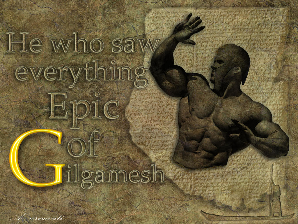epic of gilgamesh Epic of gilgamesh - one of the tablets comprising the epic of gilgamesh contains an extensive flood story that's similar in many ways to the biblical account in.