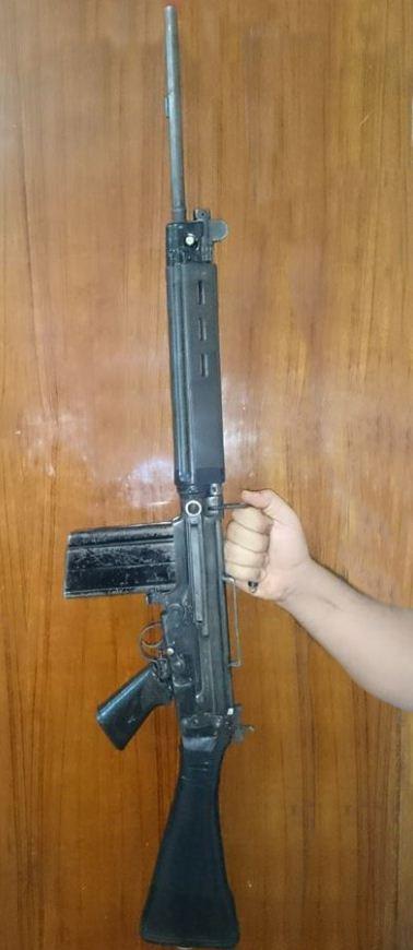 FN FAL by mirage2000ak