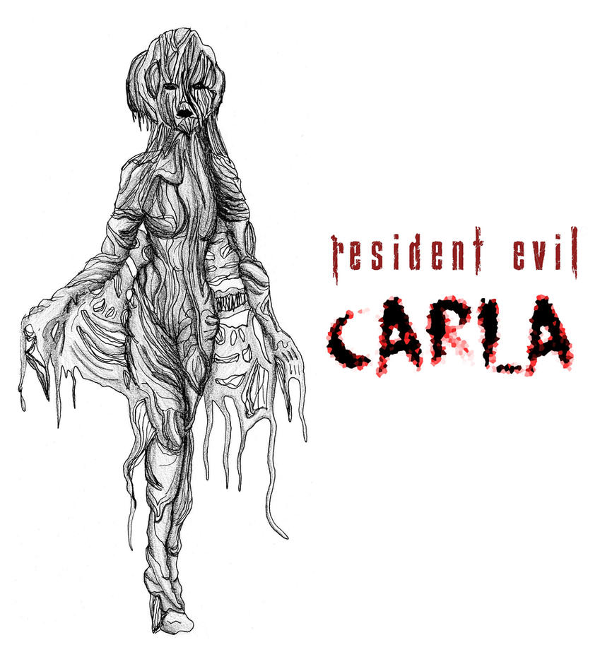 Re6 Mutated Carla Related Keywords Suggestions Re6 Mutated Carla