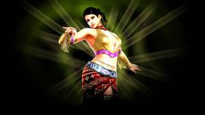 Tekken Zafina PS4 Wallpaper V1