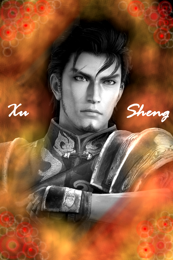 Xu Sheng Edit by vampire-moon