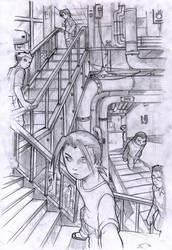stair of echo