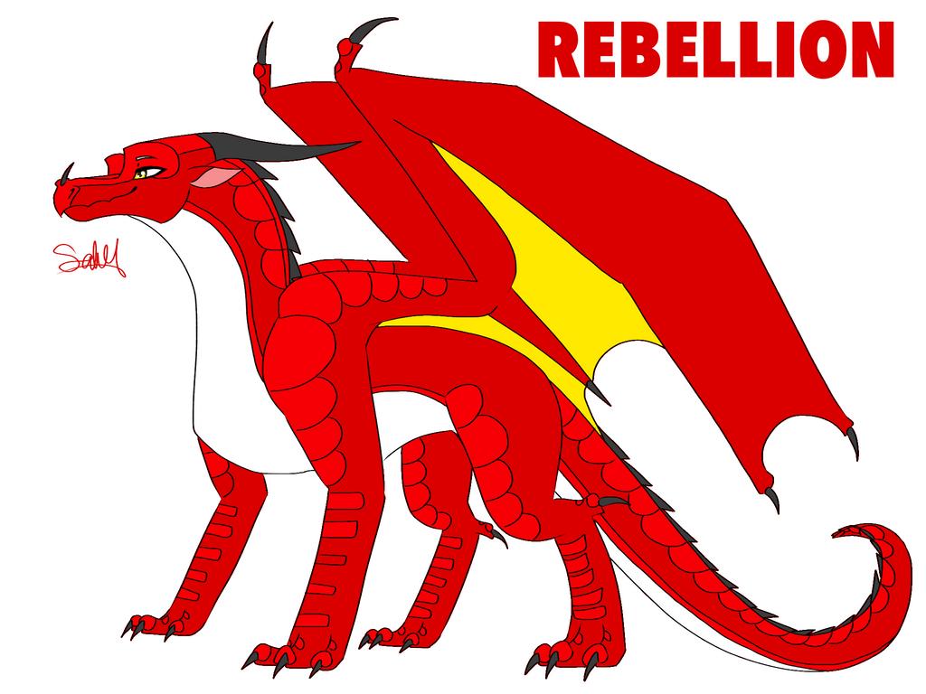 Rebellion Fullbody Ref CM by Sahel-SandWing