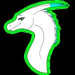 Dragon Headshot AT #5