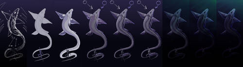 The Ghost Shark [PROCESS]