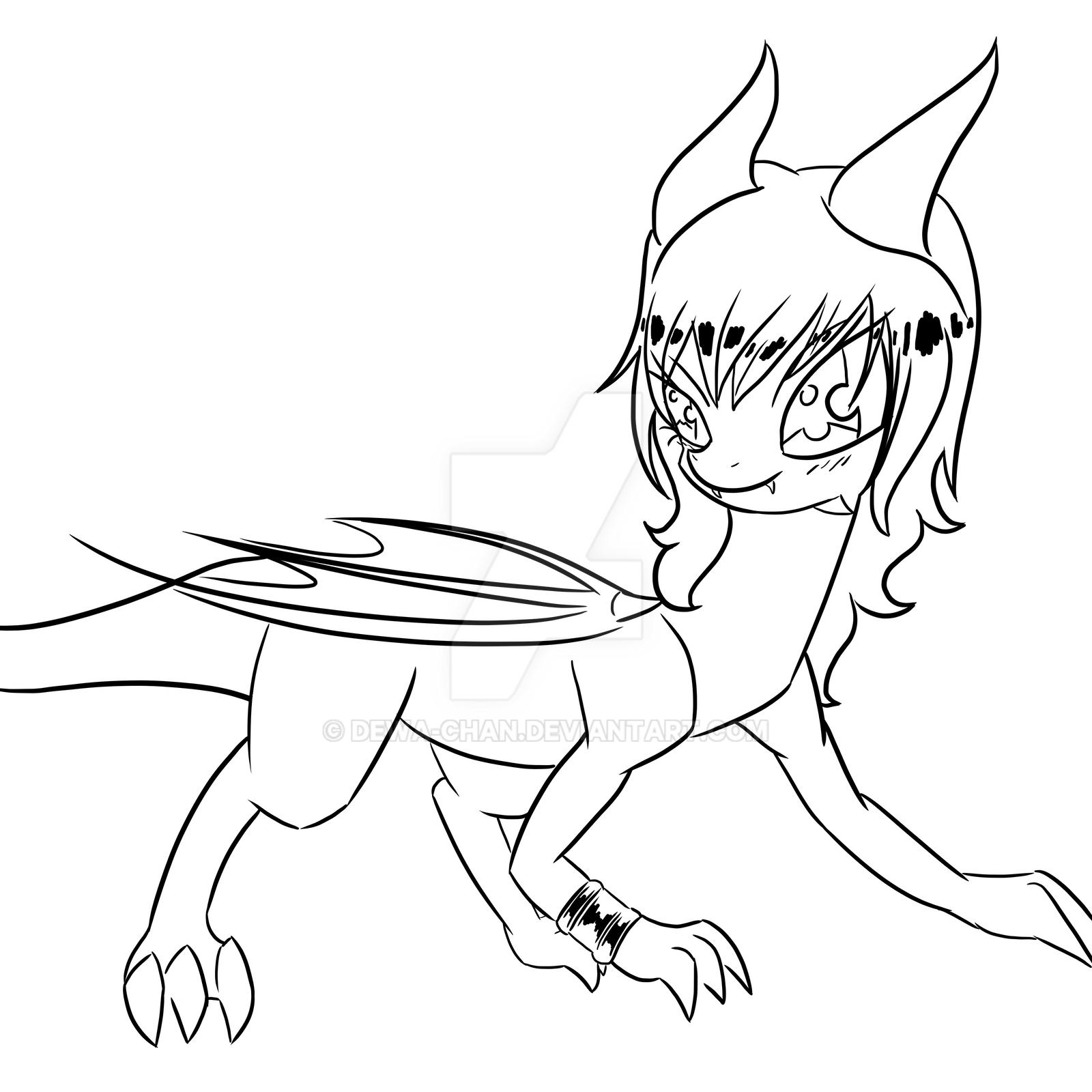 Sketch Request 3: Sally by PrincessCelestia908