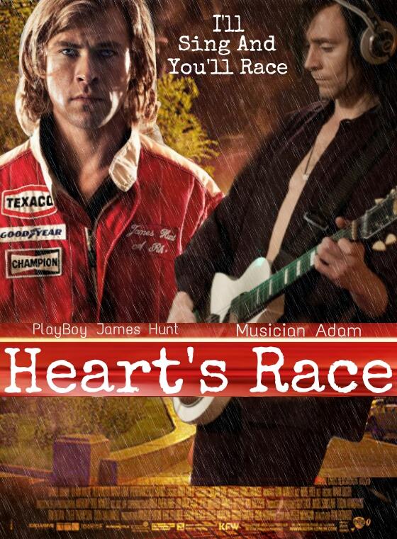 Heart's Race--(BloodRush) by MischievousMonster