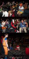 Comicpalooza Cosplayers 5 by Merides