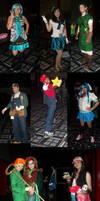 Comicpalooza Cosplayers 6 by Merides