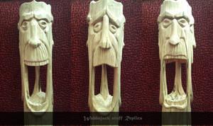 Elder Scrolls: Skyrim, Wabbajack Staff Replica