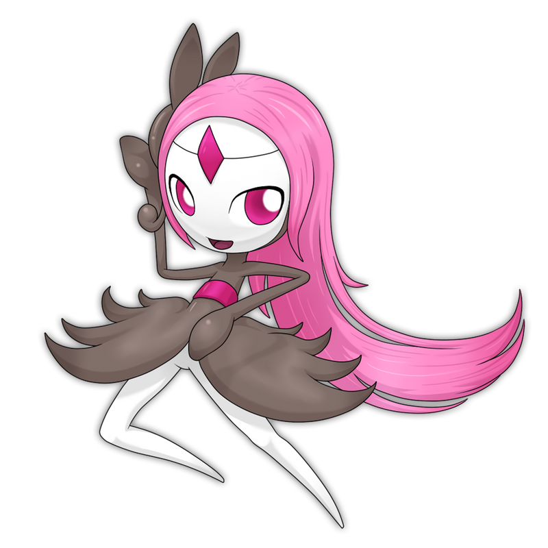 Meloetta on Pinterest | Pokemon, deviantART and Search