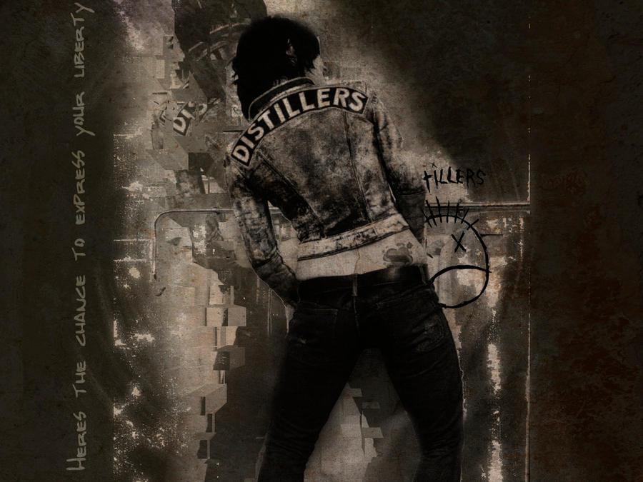 C'est quoi votre fond? The_distillers_wallpaper_by_saioa12-d4y2gdt