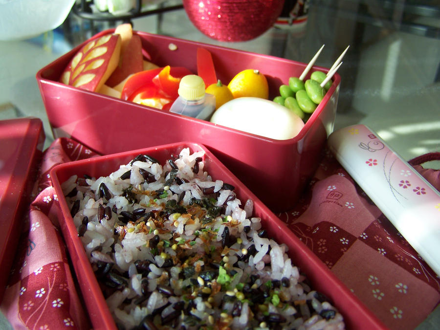 Bento by TabascoChic