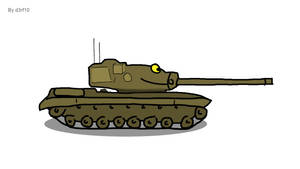 T29 Cartoonstyle [first try]