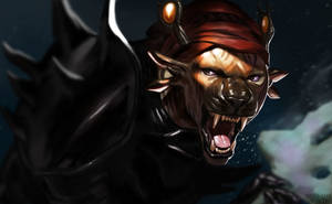 Hero of the Iron Legion by Rines-Sha