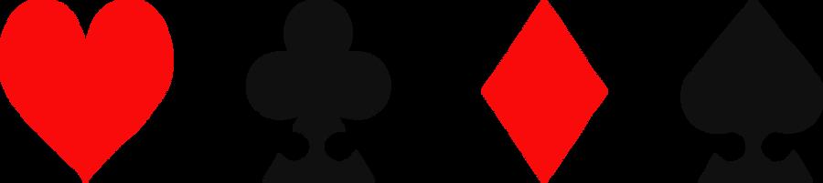 card deck symbols by blackluna on deviantart