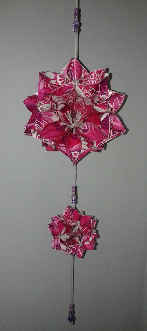 Pink Petals In Spring