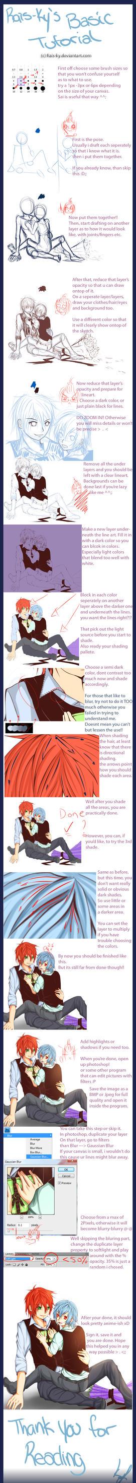 Tutorial : Anime CG by RaiS-Ky
