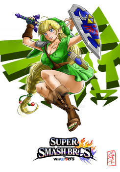 What if my hero was a girl? Link