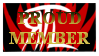 Proud TRL Member Stamp by AshWolf-Forever