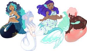 Mermaid Adopts [CLOSED]