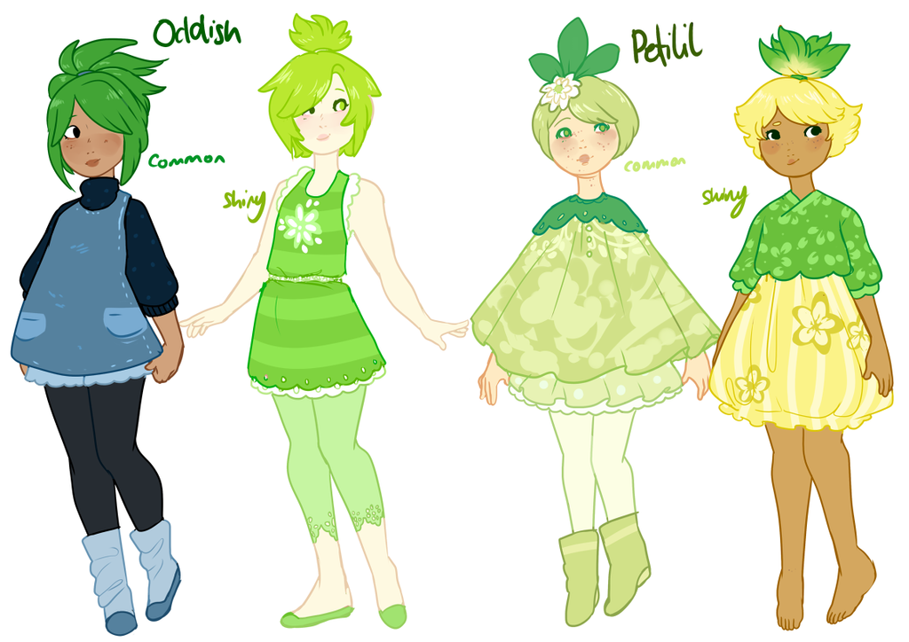 Gijinka Adopts [CLOSED] by Death2Eden