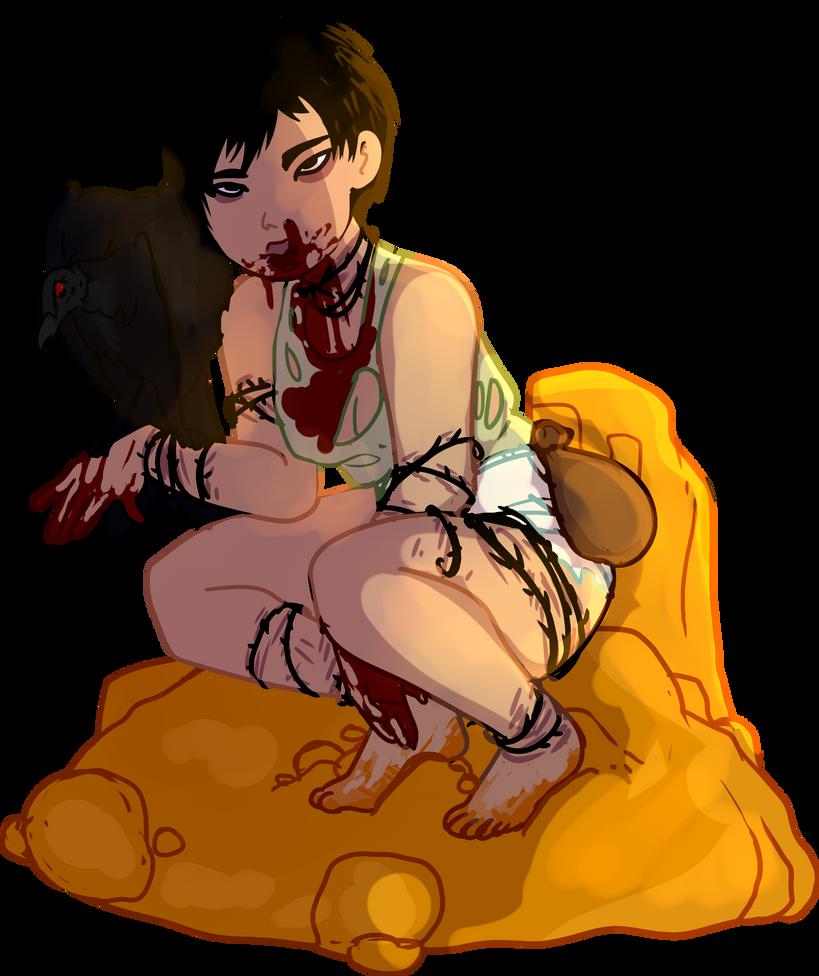 Blood Mouth by Death2Eden