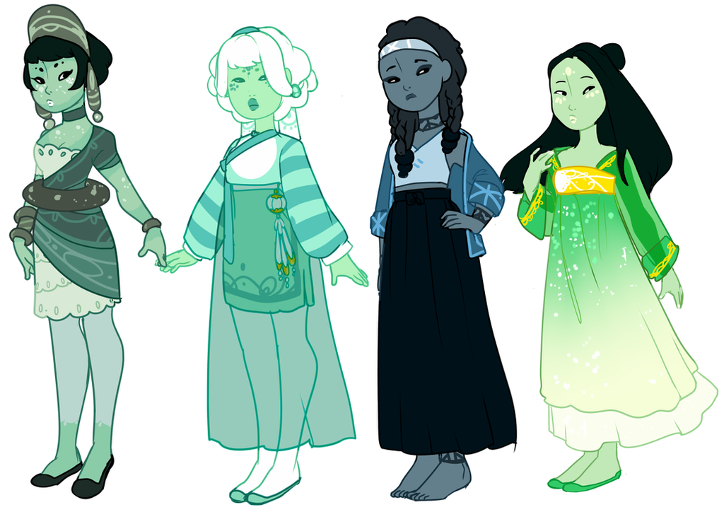 Jade Adopts [CLOSED] by Death2Eden