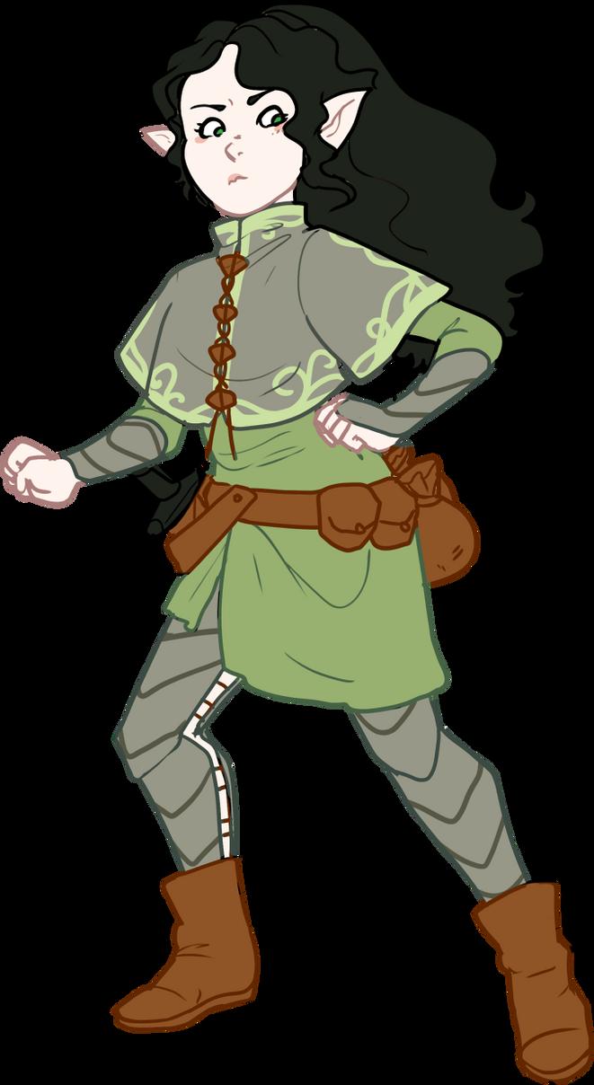 Custom! Pockets Elf by Death2Eden