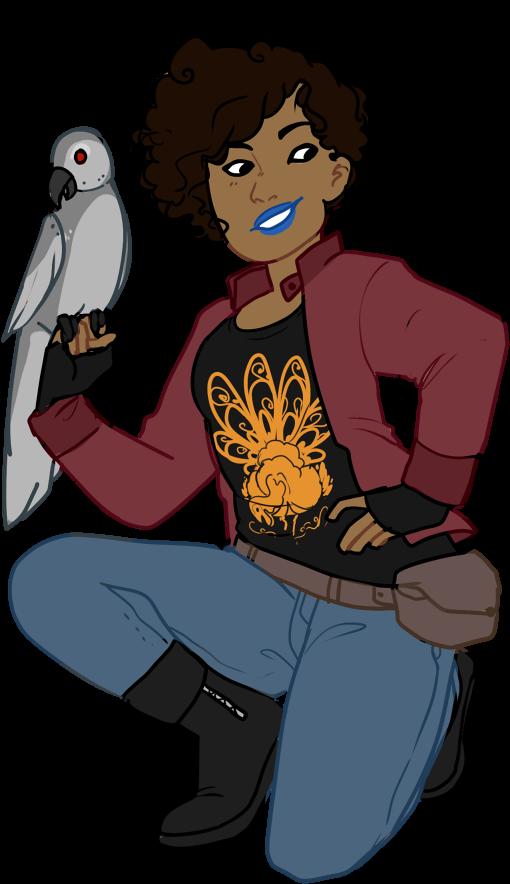 Custom! Turkey Macaw by Death2Eden