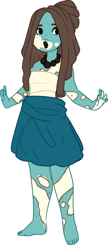 Custom! Big Skirt by Death2Eden
