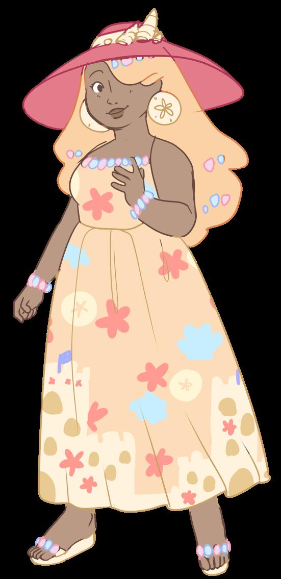 Custom! Sand Lady by Death2Eden