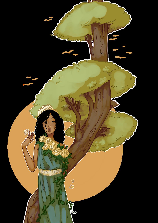 Tree by Death2Eden
