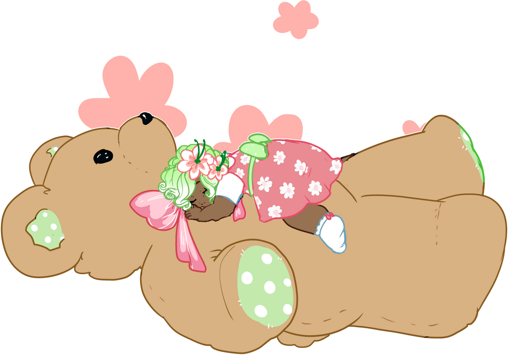 YCH! Flowery Babe by Death2Eden