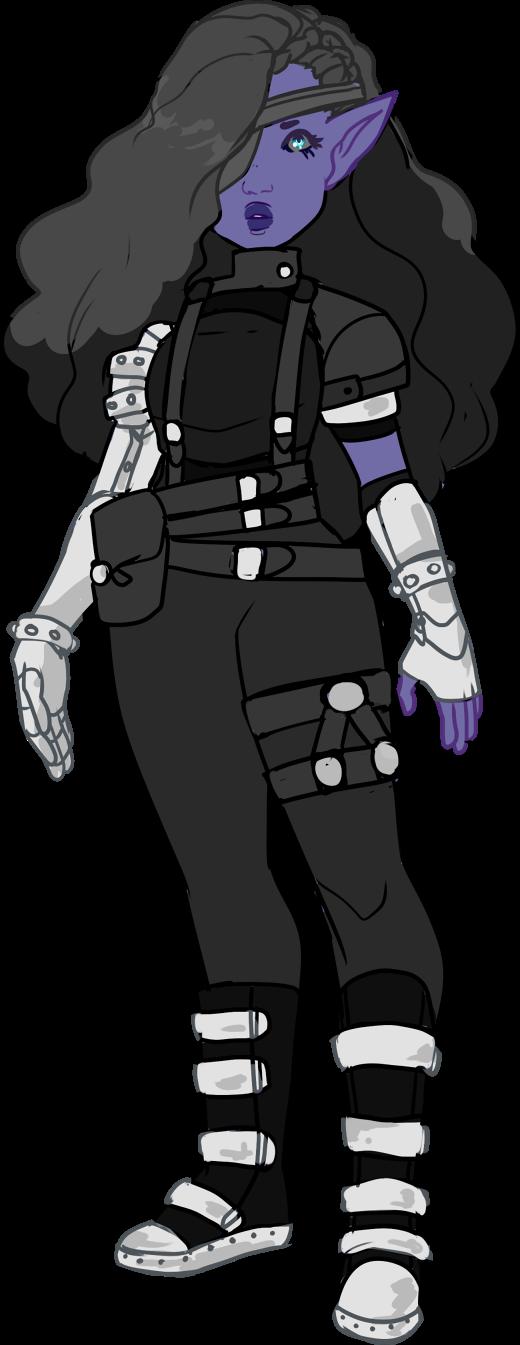 Custom! Big Captain by Death2Eden