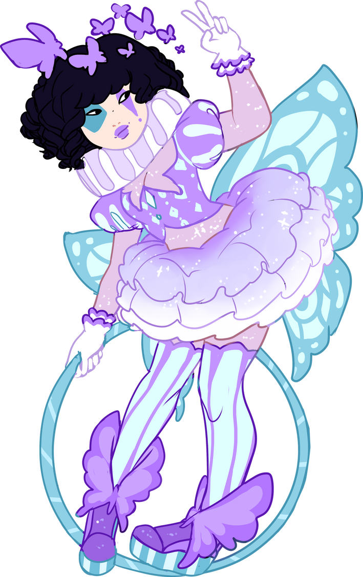 Custom! Butterfly Circus by Death2Eden