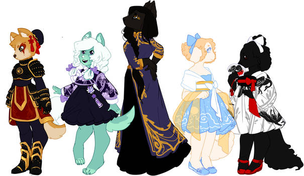 Original Adopts [OPEN]